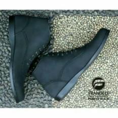 Sepatu Boots Pria Semi Formal Kerja Casual Santai
