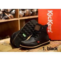 Sepatu Boots Pria - Sepatu Casual Boost - Sepatu Boots Kickers Touring Mejeng Modis