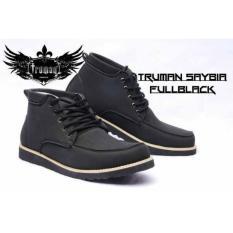 Situs Review Sepatu Boots Pria Truman Saybia