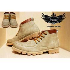 Kualitas Sepatu Boots Pria Truman Saybia Truman Footwear