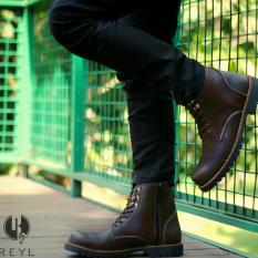 Beli Sepatu Boots Reyl Rockmantic Safety Online