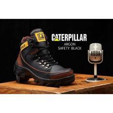 Beli Sepatu Boots Argon Safety Black Yang Bagus