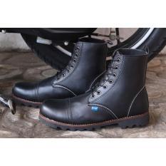 Sepatu Boots Safety Rgclothes Vektor / Sepatu Boot Pria - Fylksv