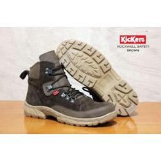 Situs Review Sepatu Boots Safety Rockweell Pria