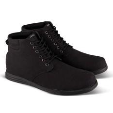 Sepatu Boots V 515 Sepatu Boots Untuk Kasual dan Formal - Hitam
