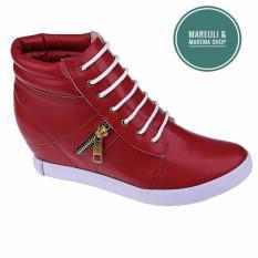 Spesifikasi Sepatu Boots Wanita Ay 603 Merk Catenzo