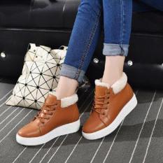 Sepatu Boots Wanita Korea Style SBO312