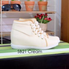 Ulasan Mengenai Sepatu Boots Wedges Wanita Sb21 Bogor