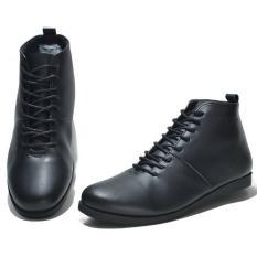 Sepatu Brodo Boots Pria Terlaris - FELLAS BRODO - Hitam