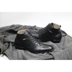 Sepatu Brodo Formal pantofel Business Leather man's - pantopel kulit asli - CEVANY MAX ( HITAM ) ukuran 38 39 40 41 42 43 44