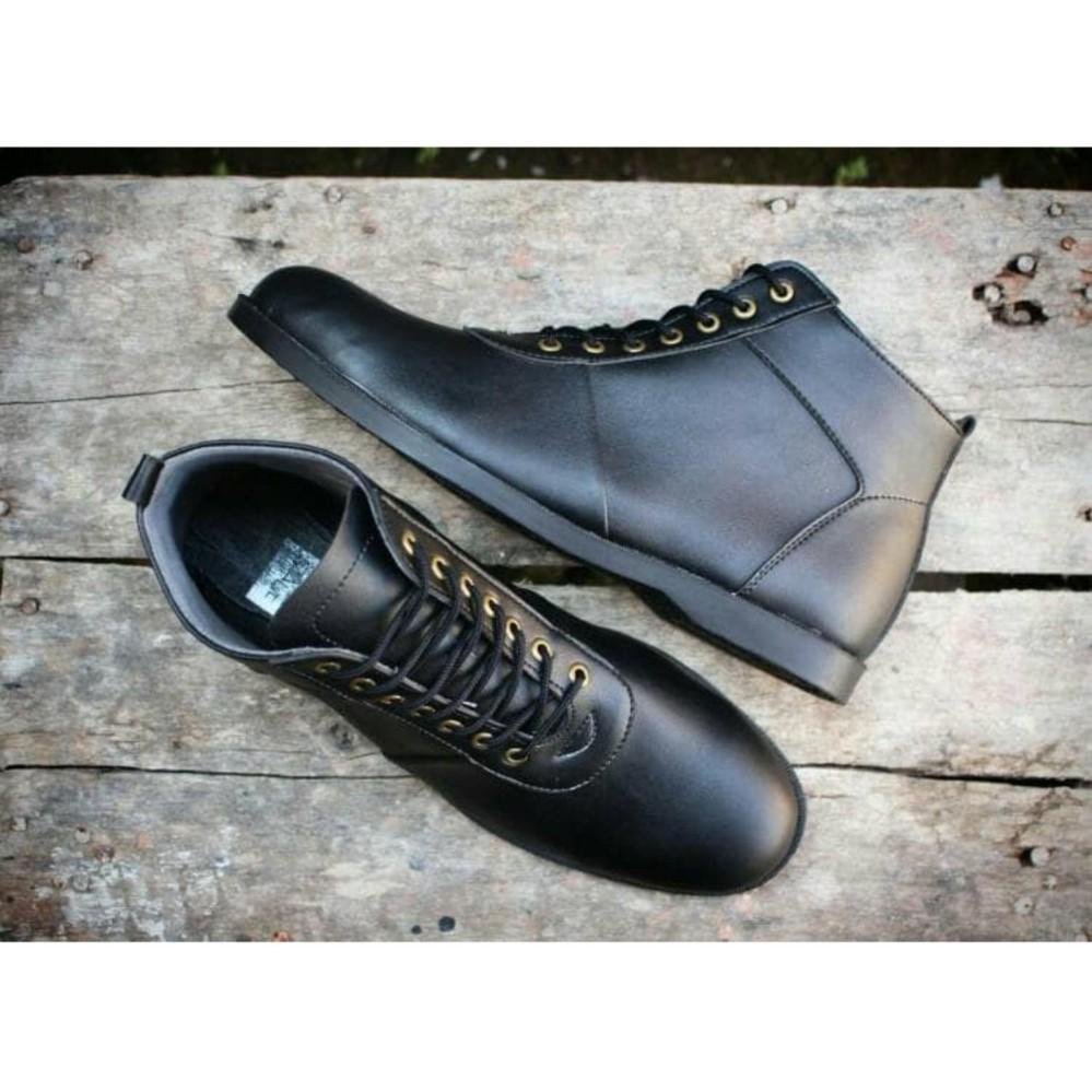 Sepatu brodo termurah original made footwear semi boots formal kantor 85e6c8100d