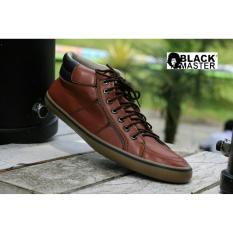 Sepatu Casual Blackmaster Geox