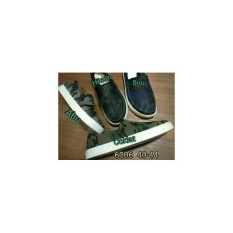 Ulasan Lengkap Tentang Sepatu Casual Cowo Pria Karet Luofu Slipon Loreng Army