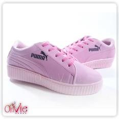 Sepatu Casual Fashion New Women S Shoes Sneakers Sports Pink Promo Beli 1 Gratis 1