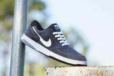 Sepatu Casual Nke Paul Rodrigues GRADE/ORI / (Abu Abu Putih)