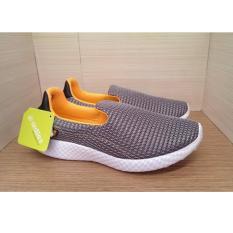 Pusat Jual Beli Sepatu Casual Pria Ardiles Kasai Abu Tua Oranye Jawa Tengah