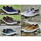 Jual Sepatu Casual Pria Black Master Fowler Formal Sneakers Kets Cowok Termurah Original Handmade Grosir