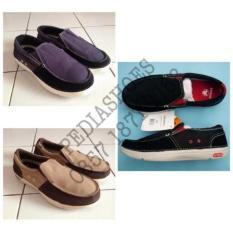 Sepatu Casual Pria Crocs Santa Monica Original (Grosir Dan Eceran) - A3pbbw