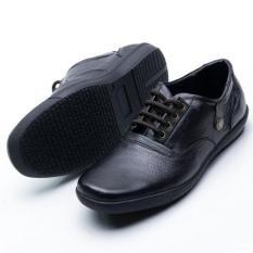 Promo Toko Sepatu Casual Pria Kulit Asli Model Tali Sneakers Santai Semi Formal Hand Made 207