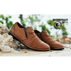 Beli Sepatu Casual Pria Trendy Moofeat Wringkle Best Seller Sepatu Santai Sepatu Jalan Sepatu Sekolah Sepatu Formal Sneaker Slip On Casual Sepatu Kerja Nyicil