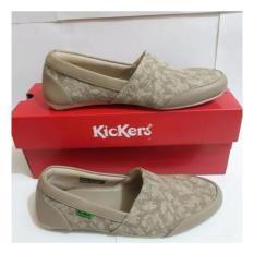Sepatu casual wanita Kickers-new edition-elegant