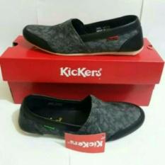 Sepatu casual wanita Kickers-new edition-elegant caf272df88