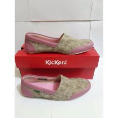 Sepatu Casual Wanita Kickers New Edition Elegant