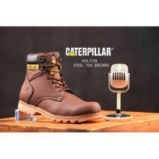 Harga Sepatu Caterpillar Holton Safety Brown