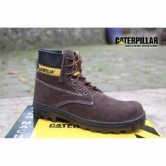 Ulasan Sepatu Caterpillar Safety Boots
