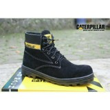 Harga Sepatu Caterpillar Safety Boots Best Seller Hitam Caterpillar Safety Boots Ori