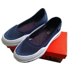 Sepatu Cewek Merk Ardiles Model Kaxahi biru Ringan Dipakai