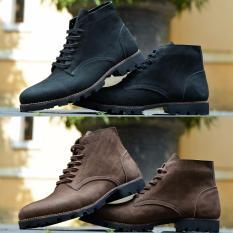 Beli Sepatu Clovis Bonduran Bahan Kulit Premium Clovis Asli