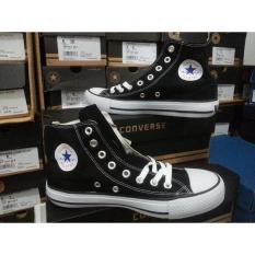 Daftar harga Sepatu Converse All Black terbaru 2019   Review Harga ... 01d3cc581b