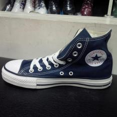 Sepatu Converse All Star Chuck Taylor Blue Navy High - 37O4Y6