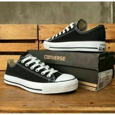 Sepatu Converse All Star Hitam -Grade Ori - 93Hhsz