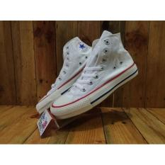 Sepatu/ Converse All Star Taylor I / High/ Putih/ Made In Vietnam - Aakzwy