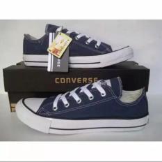 Sepatu Converses Blue Navy