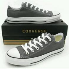 Sepatu Converses Grey Abu-Abu