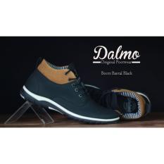 Toko Sepatu Dalmo Bantal Hitam Lengkap