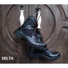 Beli Sepatu Delta 8 Inc Hitam Online Murah