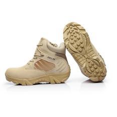 Jual Cepat Sepatu Delta Boots Tactical Army Gurun
