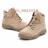 Jual Sepatu Delta Forces Tactical 6 Inch Outdoor Cream Branded