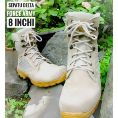 sepatu delta tactical safety boots 8 inch