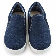 Spesifikasi Sepatu Denim Slip On Terbaru