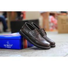Harga Termurah Sepatu Boots Kulit Pria Original Dr Becco Sepatu Boots Pendek Dr Becco Zapato Coklat Tua