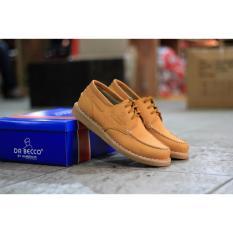 Diskon Sepatu Boots Kulit Sepatu Dr Becco Original Dr Becco Zapato Tan
