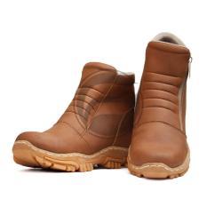 SEPATU - Elastico Tan Work & Safety Boots