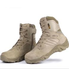 Ulasan Lengkap Sepatu Delta Tactical Type 516 A Boots 8 Cordura High Quality Desert