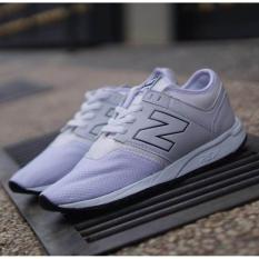 Sepatu Fashion NB - Pria Dan Wanita - REAL PICT - 100% import - COD (BISA BAYAR DI TEMPAT)
