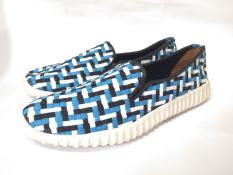 Sepatu Flat Wanita Anyaman Rajut Kiddo Free Box South Sumatra Diskon 50